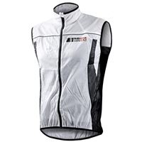 GILET SMANICATO X-LIGHT WHITE