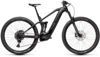 STEREO HYBRID 140 HPC RACE 625 BLACK N GREY 2021