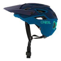 PIKE HELMET SOLID BLUE/TEAL