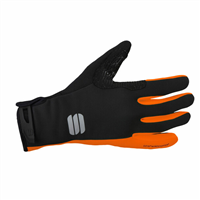 WS ESSENTIAL 2 GLOVE BLACK ORANGE SDR