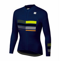 WIRE THERMAL JERSEY BLUE
