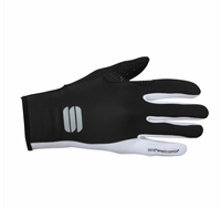 WS ESSENTIAL 2 W GLOVE BLACK WHITE
