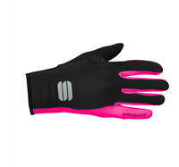 WS ESSENTIAL 2 W GLOVE BLACK BUBBLE GUM