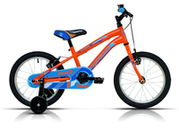 "KID BOY 16"" ORANGE"